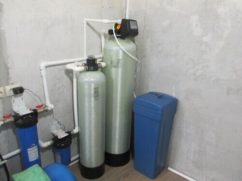 Проект №4: удаление сероводорода + обезжелезивание