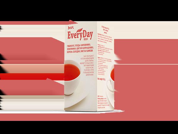 Чай RED TEA успокаивающий