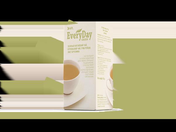 Чай GREEN TEA антиоксидантный