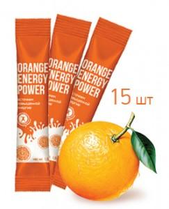 Orange energy power (15 шт.)