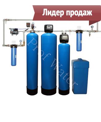 Система очистки воды на дачу