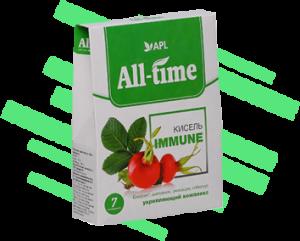 Уникальные кисели All-Time с биофеном: вкусное питание и забота о здоровье