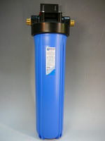 Магистральный фильтр для очистки проточной воды